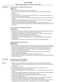 Research Scientist Resume Sample Associate Research Scientist Resume Samples Velvet Jobs 9