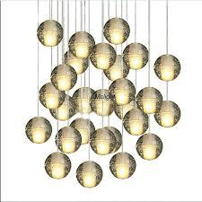 large crystal ball chandelier pendant light parts home design