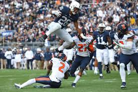 Penn State Footballs Top 10 In 2015 No 3 Saquon Barkley