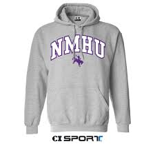 Hoodie New Bookstore University Highlands Mexico Pullover