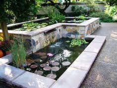Small Picture Backyard Inspiration Ponds and Fountains Raised pond Easy