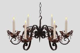 chandeliers battery operated flameless candles