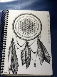 Dream Catchers Sketches Beautiful Dream Catchers Drawing ClipartXtras 68