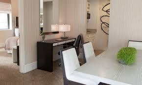 One Bedroom Balcony Suite Nyc Hotel With Balcony Terrace Suite The Benjamin