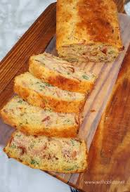 Bacon And Cheese Bread With A Blast
