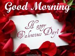 Good Morning Valentine Quotes