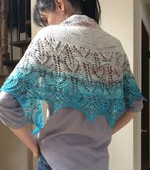 Shawl Knitting Patterns Cool Vanesse Lace Shawl Free Knitting Pattern ⋆ Knitting Bee