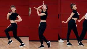 LIA focus - ITZY 'NOT SHY' Stage Practice - YouTube