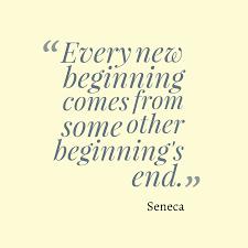 Seneca Wisdom About Beginning