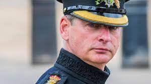 British Army chief General Sir Mark Carleton-Smith proposes troop movement  to Far East | The National