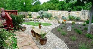 Pebble Landscape Design Pebble Rocks Gardening Rock Garden Ideas Of  Beautiful Home Improvement Pea Gravel Landscape