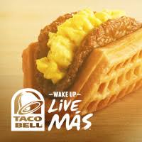 taco bell breakfast menu waffle taco. Simple Waffle Photo Credit Taco Bell Throughout Breakfast Menu Waffle E