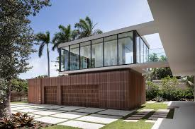 Fendi Residence Designed By RGlobe Architecture KeriBrownHomes - House with basement garage