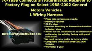 buy metra rap gm 4001 general motors mini 1998 up harness in cheap KDC-BT555U Wiring-Diagram at Metra 70 1858 Wiring Diagram
