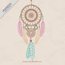 Colored Dream Catchers Fascinating Colorful Dreamcatcher Drawing At GetDrawings Free For Personal