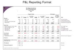 P And L Format P L Reporting Ppt Video Online Download