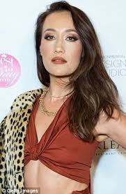 eurasian actresses such as maggie q pictured are huge por in asia
