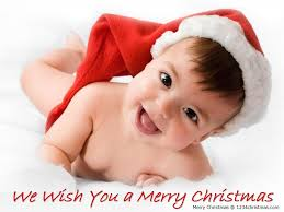 Christmas Baby Wallpapers For Free Download