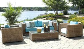 Patio Ideas Outdoor Wicker Furniture Sets Clearance 5 Piece