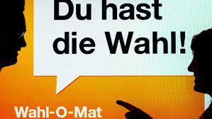 Die wahl entscheidet über die zusammensetzung des 20. Der Wahl O Mat Zur Bundestagswahl 2021 Ist Online