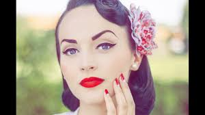 simple tips to make rockabilly makeup at home easily
