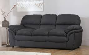 gallery rochester fabric 3 seater sofa