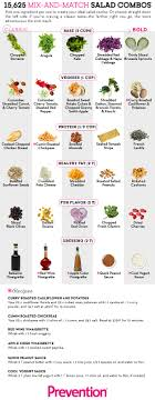 Salad Dressing Chart Put A New Spin Ach On Your Salad Daily Infographic