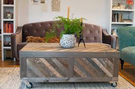 coffee table diy pallet coffee table plans with storage