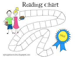 Free Printable Reading Incentive Charts Reading Chart Free Printable
