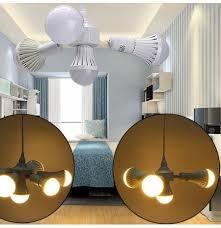 4 in 1 e27 adjustable socket lamp base