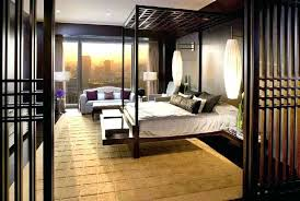 japanese style bedroom furniture. Beautiful Furniture Japanese Bedroom Modern With Canopy Bed And Brown Walls  Style Furniture Uk For Japanese Style Bedroom Furniture