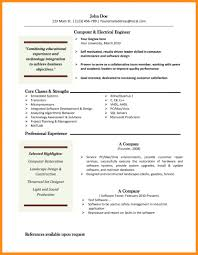 Resume Templates For Mac 24 Word Resume Template Mac Agenda Example Templates Free Examples 13