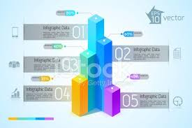 Modern Charts And Graphs Modern Business Charts And Graphs Clipart Image 1 566 198