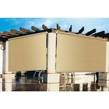coolaroo outdoor shades. Select Southern Sunset 90% UV Block Exterior Roller Shade - 48 Coolaroo Outdoor Shades G