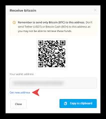 They are doing the work of verifying the legitimacy of bitcoin transactions. How Do I Get A New Bitcoin Address Paxful Help Center