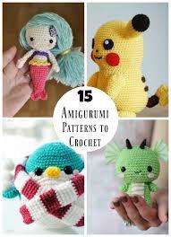 Amigurumi Crochet Patterns Cool 48 Amigurumi Patterns You Must Crochet Make And Takes