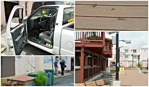 Five Shot, One Dead In Gunfight On Christiansted Boardwalk -
