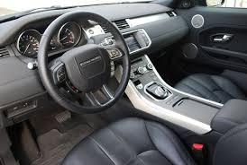 2015 land rover evoque interior. 2015 range rover evoque 5 door land interior