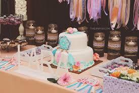 Dream Catcher Baby Shower Decorations Dream Catching Baby Shower Dream catchers Dessert table and Babies 4