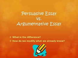 writing an informal persuasive essay remember this is not quite persuasive essay vs argumentative essay iuml129para what is the difference iuml129para how do we