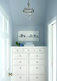 White Closet Dresser Built In Sweet Traditional With  Style Glass Knob Small   T85