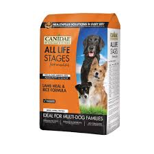 Canidae All Life Stages Lamb Meal Rice Formula Dry Dog