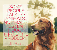 Words By Aa Milne Quotes That Will Melt Every Animal Lovers