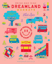 Dreamland Designs Studio Morosss Designs For Margate Theme Park Dreamland