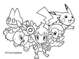 Pokemon Coloring Pages Free Printable Dariokojadininfo