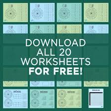 Free Multiplication Games Printable Packet - Spinner Games ...