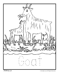 Small Picture Zoo Animal Coloring Pages Baby Goat Woo Jr Kids Activities