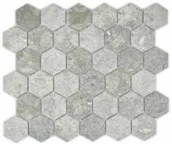 Ein schuss von farbe, die zielt, die besucher und ein authentisches gefühl von weit entfernten orten. Keramikmosaik Hexagon Granit Grau Fliese Matt Wand Boden Kuche Wb11h 0023 1matte Ebay