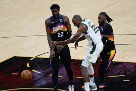 NBA Finals Game One Recap: Bucks 105, Suns 118 - Brew Hoop