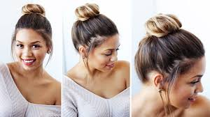Luxy Hair Style quick & easy bun luxy hair youtube 2344 by wearticles.com
